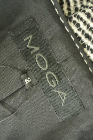 MOGA(モガ)の古着「ノーカラーパイピングジャケット(ジャケット)」大画像6へ
