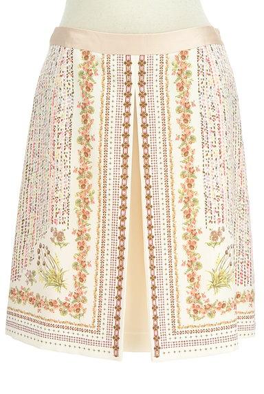 KUMIKYOKU(組曲)の古着「北欧デザインセミフレアスカート(ミニスカート)」大画像1へ