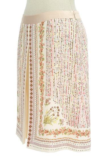 KUMIKYOKU(組曲)の古着「北欧デザインセミフレアスカート(ミニスカート)」大画像3へ