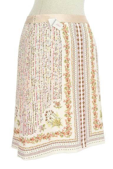 KUMIKYOKU(組曲)の古着「北欧デザインセミフレアスカート(ミニスカート)」大画像4へ