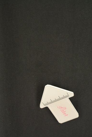 NICOLE(ニコル)の古着「ウエストリボン艶ワイドパンツ(パンツ)」大画像5へ