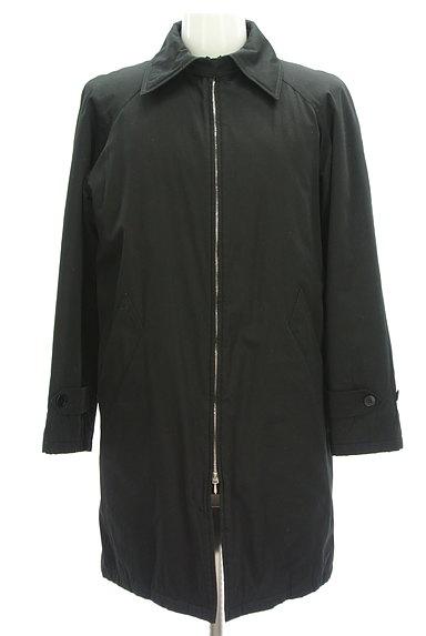 agnes b(アニエスベー)の古着「中綿入りワントーンコート(コート)」大画像1へ