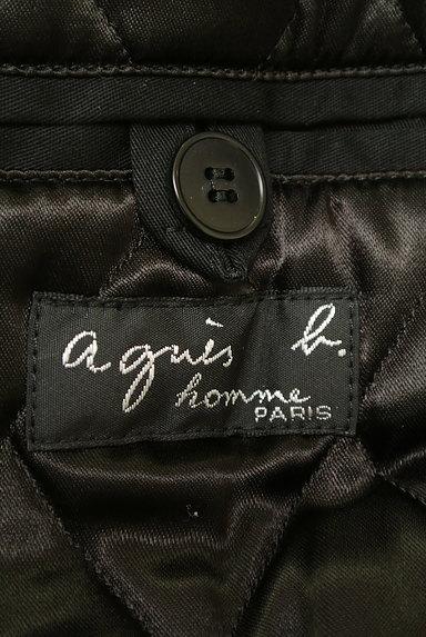 agnes b(アニエスベー)の古着「中綿入りワントーンコート(コート)」大画像6へ