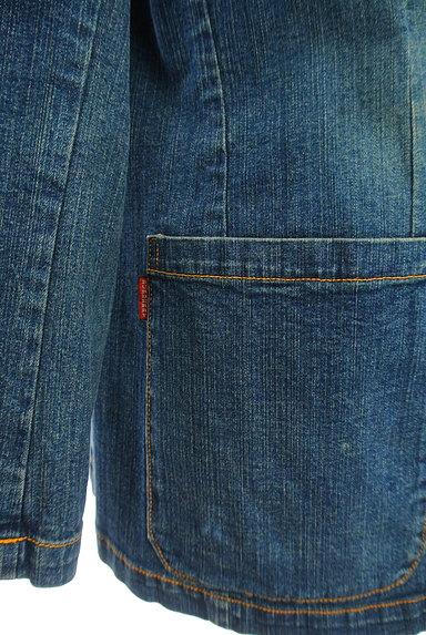 BURBERRY BLACK LABEL(バーバリーブラックレーベル)の古着「テーラードデニムジャケット(ジャケット)」大画像5へ
