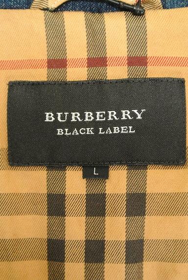 BURBERRY BLACK LABEL(バーバリーブラックレーベル)の古着「テーラードデニムジャケット(ジャケット)」大画像6へ
