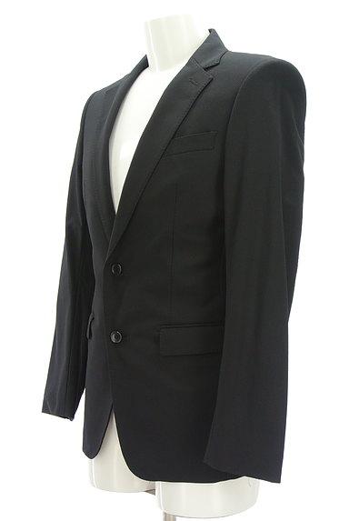 COMME CA MEN(コムサメン)の古着「ベーシックテーラードジャケット(ジャケット)」大画像3へ