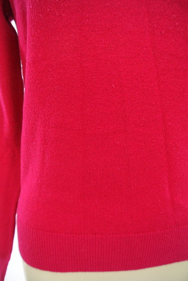 PROPORTION BODY DRESSING(プロポーションボディ ドレッシング)の古着「パール&ストーン付カラーニット(ニット)」大画像5へ