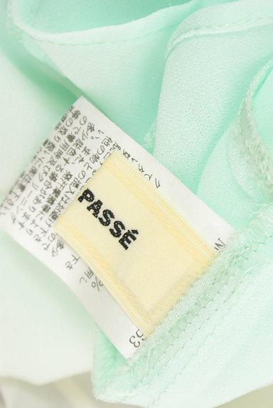 LAISSE PASSE(レッセパッセ)の古着「シフォン+カーデアンサンブル(アンサンブル)」大画像6へ