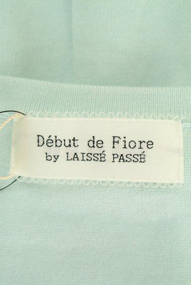 Debut de Fiore by LAISSE PASSE(デビュー・ド・フィオレ)の古着「パール使い春色アンサンブル(アンサンブル)」大画像6へ