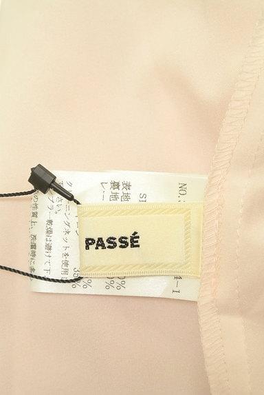 LAISSE PASSE(レッセパッセ)の古着「フリル袖シフォンカットソー(カットソー・プルオーバー)」大画像6へ