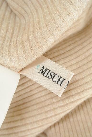 MISCH MASCH(ミッシュマッシュ)の古着「ボートネックドルマンニット(ニット)」大画像6へ