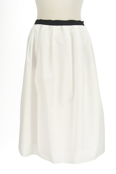 SLOBE IENA(スローブイエナ)の古着「膝下丈フレアスカート(スカート)」大画像1へ