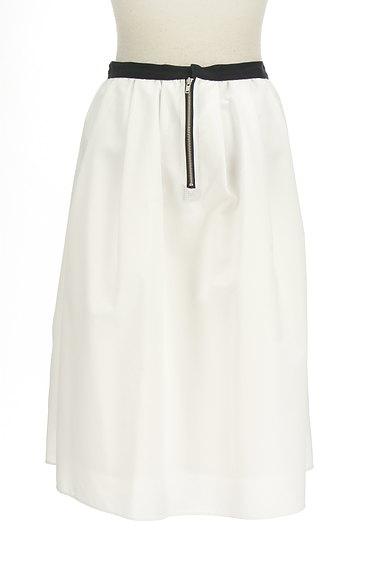 SLOBE IENA(スローブイエナ)の古着「膝下丈フレアスカート(スカート)」大画像2へ