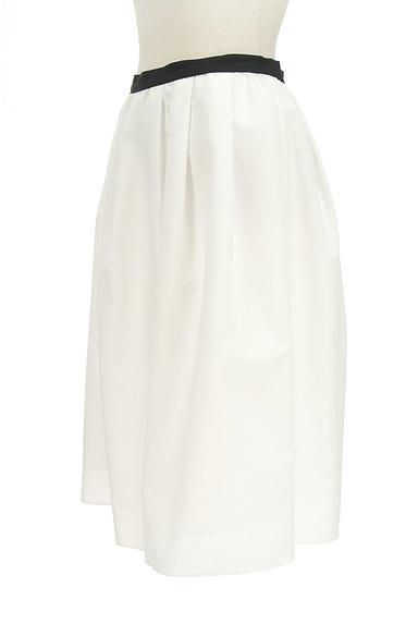 SLOBE IENA(スローブイエナ)の古着「膝下丈フレアスカート(スカート)」大画像3へ