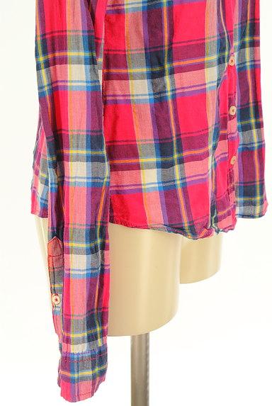 Hollister Co.(ホリスター)の古着「チェック柄シャツ(カジュアルシャツ)」大画像5へ