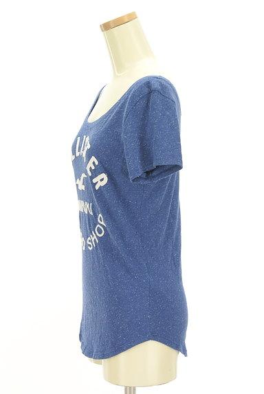 Hollister Co.(ホリスター)の古着「ブランドロゴTシャツ(Tシャツ)」大画像3へ