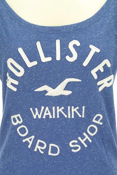 Hollister Co.(ホリスター)の古着「ブランドロゴTシャツ(Tシャツ)」大画像4へ