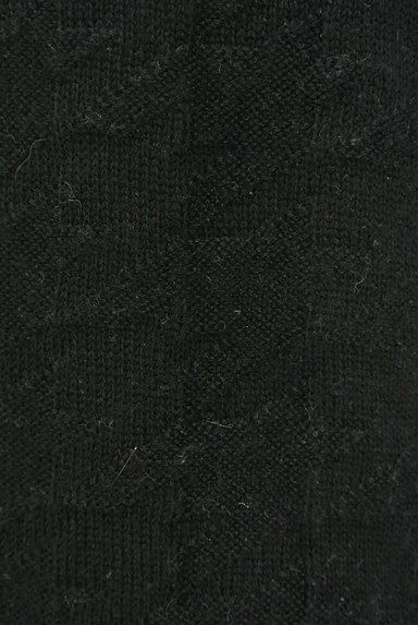 KATHARINE HAMNETT LONDON(キャサリンハムネットロンドン)の古着「凹凸編地クルーネックニット(ニット)」大画像5へ