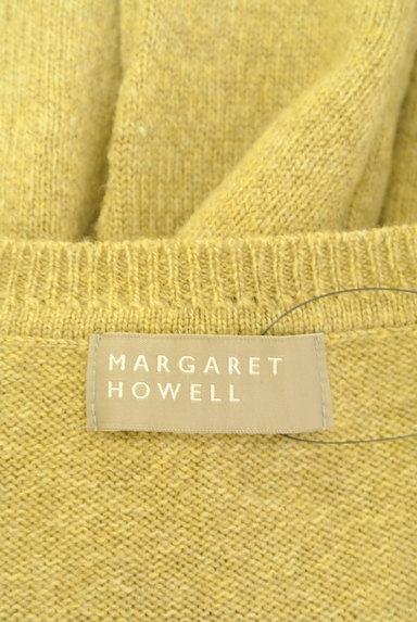 MARGARET HOWELL(マーガレットハウエル)の古着「シンプルハイゲージニット(ニット)」大画像6へ