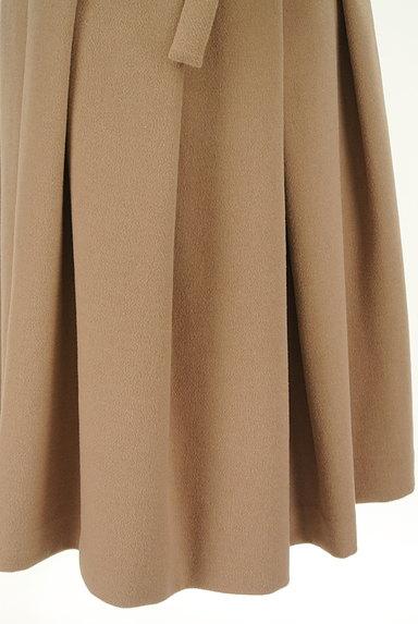 SLOBE IENA(スローブイエナ)の古着「ウエストリボンタックプリーツスカート(ロングスカート・マキシスカート)」大画像5へ