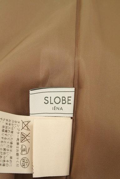 SLOBE IENA(スローブイエナ)の古着「ウエストリボンタックプリーツスカート(ロングスカート・マキシスカート)」大画像6へ