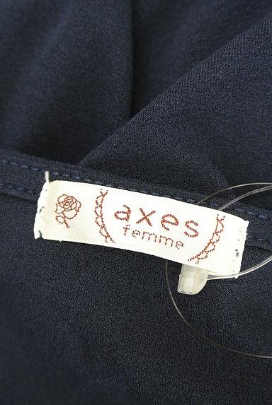 axes femme(アクシーズファム)の古着「ビッグリボンレース切替カットソー(カットソー・プルオーバー)」大画像6へ