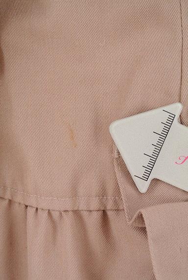 axes femme(アクシーズファム)の古着「ケープ付きフリルジャケット(ジャケット)」大画像4へ