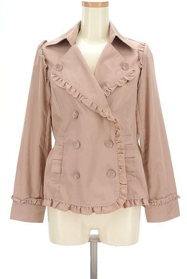 axes femme(アクシーズファム)の古着「ケープ付きフリルジャケット(ジャケット)」大画像5へ