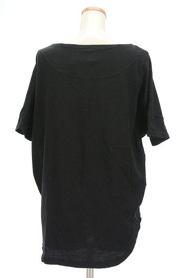 TSUMORI CHISATO(ツモリチサト)の古着「ラメネコプリントTシャツ(Tシャツ)」大画像2へ