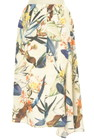 INDIVI(インディヴィ)の古着「ロングスカート・マキシスカート」後ろ
