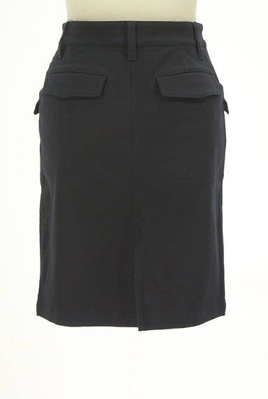 nano・universe(ナノユニバース)の古着「サイドフラップポケットミニスカート(スカート)」大画像2へ