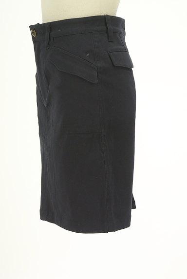 nano・universe(ナノユニバース)の古着「サイドフラップポケットミニスカート(スカート)」大画像3へ