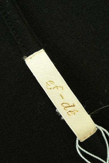 ef-de(エフデ)の古着「ベロアパイピングカットソー(カットソー・プルオーバー)」大画像6へ