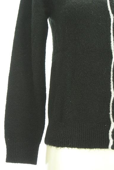 ef-de(エフデ)の古着「パールボタンライン入りカーディガン(カーディガン・ボレロ)」大画像5へ