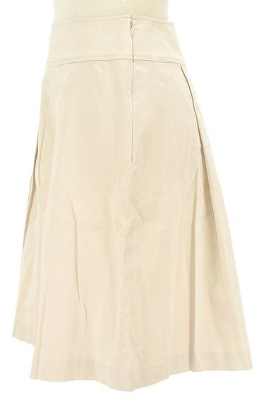 ef-de(エフデ)の古着「膝丈タックフレアスカート(スカート)」大画像3へ