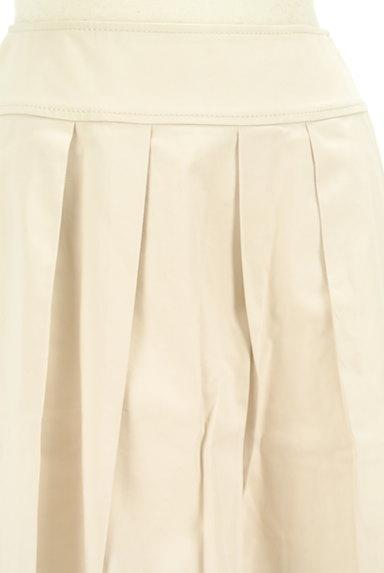 ef-de(エフデ)の古着「膝丈タックフレアスカート(スカート)」大画像4へ