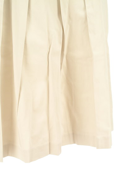 ef-de(エフデ)の古着「膝丈タックフレアスカート(スカート)」大画像5へ