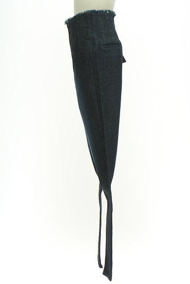 EMODA(エモダ)の古着「カットオフハイウエストデニム(デニムパンツ)」大画像3へ