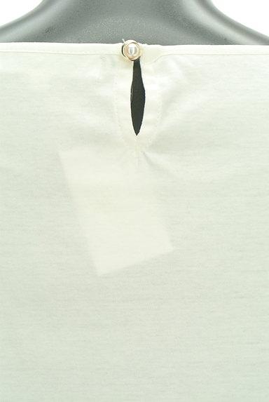 KUMIKYOKU(組曲)の古着「花柄刺繍シアーカットソー(カットソー・プルオーバー)」大画像5へ