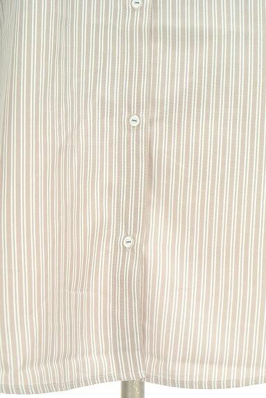 POU DOU DOU(プードゥドゥ)の古着「レイヤード風ロングシャツ(カットソー・プルオーバー)」大画像5へ