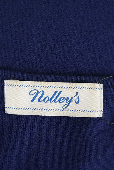 NOLLEY'S(ノーリーズ)の古着「ドロップショルダーニット(ニット)」大画像6へ