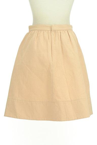NOLLEY'S sophi(ノーリーズソフィ)の古着「シンプル膝丈フレアスカート(スカート)」大画像2へ