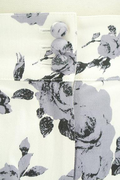 HONEY MI HONEY(ハニーミーハニー)の古着「花柄フレアキュロット(ショートパンツ・ハーフパンツ)」大画像4へ