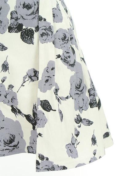 HONEY MI HONEY(ハニーミーハニー)の古着「花柄フレアキュロット(ショートパンツ・ハーフパンツ)」大画像5へ