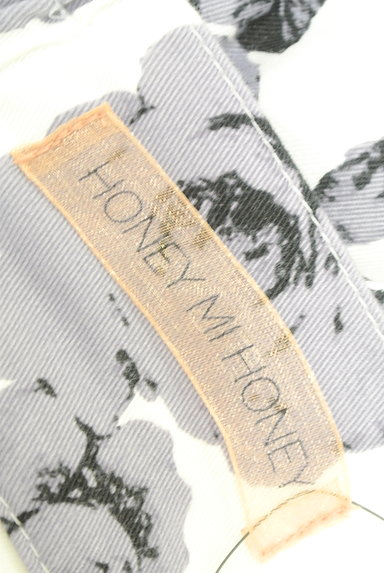 HONEY MI HONEY(ハニーミーハニー)の古着「花柄フレアキュロット(ショートパンツ・ハーフパンツ)」大画像6へ