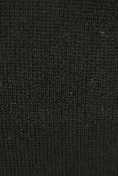 QUEENS COURT(クイーンズコート)の古着「ロゴ入りスクエアボタンカーディガン(カーディガン・ボレロ)」大画像5へ