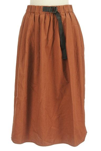 SM2(サマンサモスモス)の古着「フレアロングイージースカート(スカート)」大画像1へ
