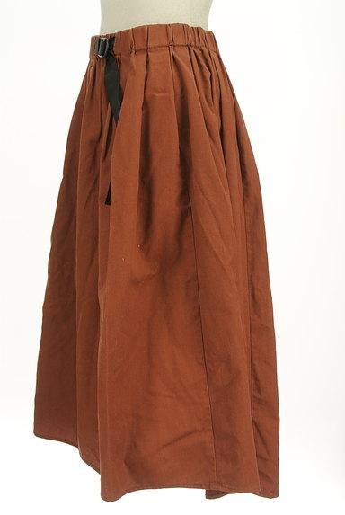 SM2(サマンサモスモス)の古着「フレアロングイージースカート(スカート)」大画像3へ