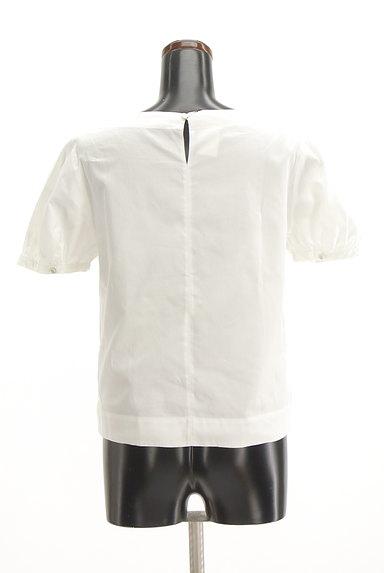 ANAYI(アナイ)の古着「ボートネックパフ袖カットソー(カットソー・プルオーバー)」大画像2へ