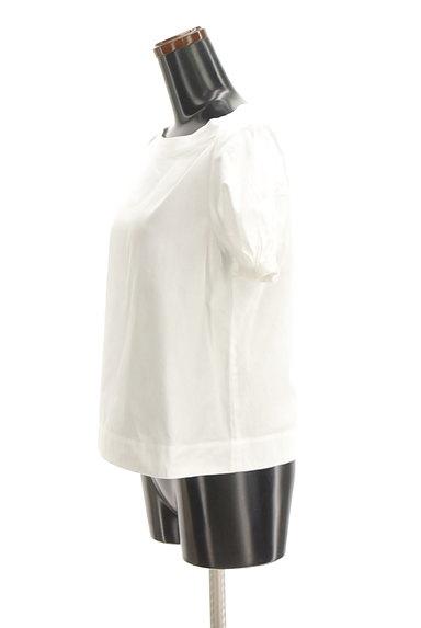 ANAYI(アナイ)の古着「ボートネックパフ袖カットソー(カットソー・プルオーバー)」大画像3へ